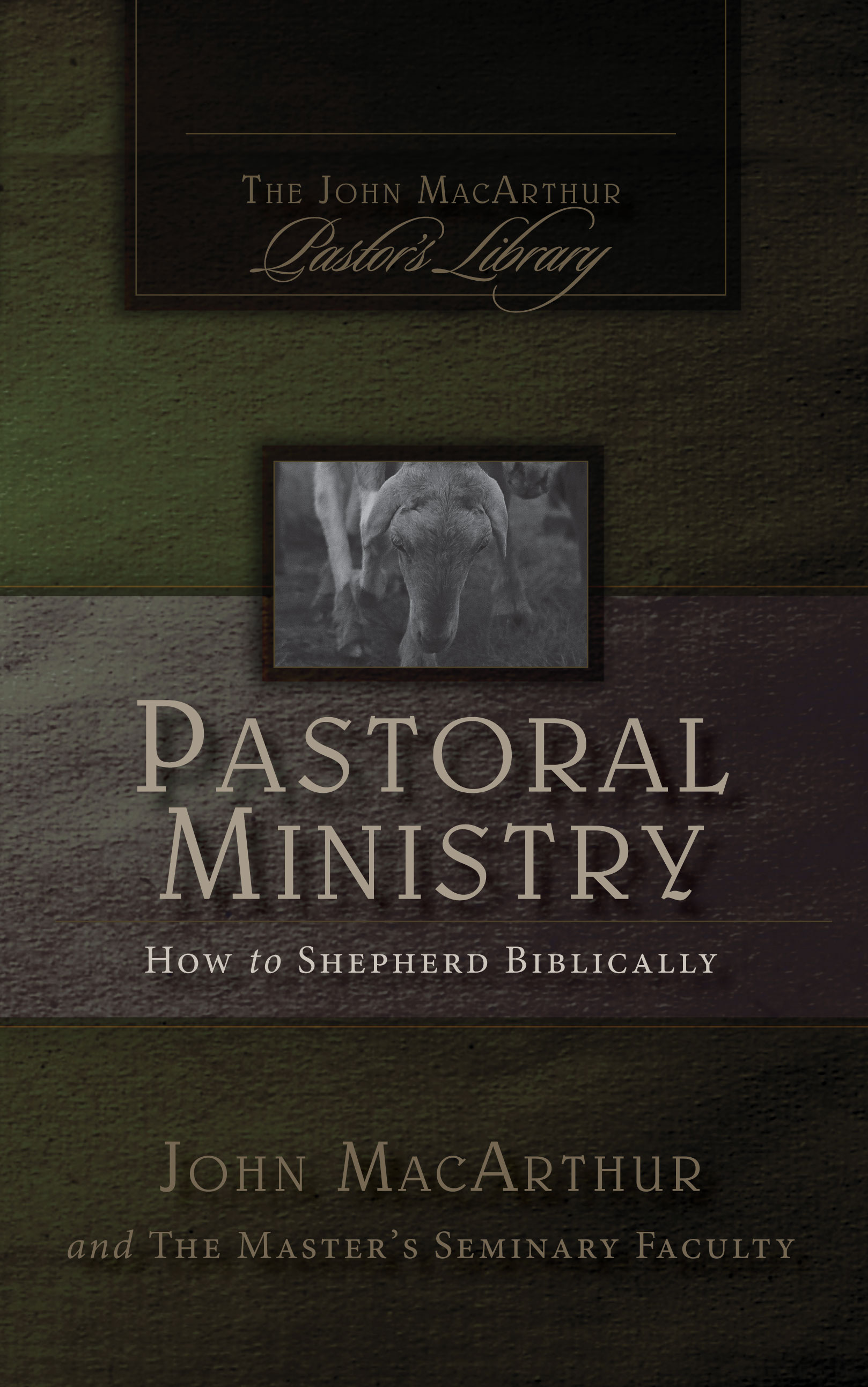 pastoral ministry how to shepherd biblically